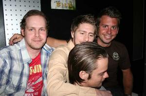 Silk. Oskar, Albin, Kapten och JV