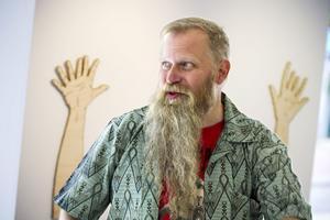 Johan U Bergquist ställer ut i Gävle igen.