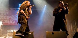 Hiphop på hemmaplan. Cosmic, Embee, Supreme och Promoe återförenades förra året. Imorgon är de med och drar igång årets Cityfestival.