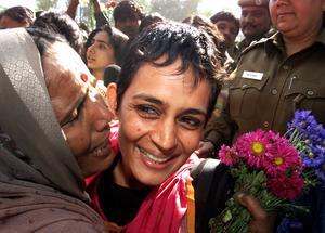 Arundhati Roy kommer med ny roman 20 år efter