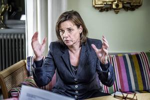 Borotbaskandalen är en tydligen signal till biståndsminister Isabella Lövin (MP).
