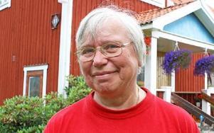 Majvor Gabrielsson i Heden tycker att det är kommunen ansvar att sköta alla vägarna i kommunen.