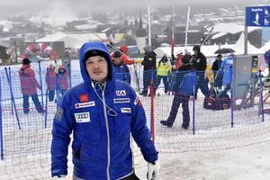 Rätt beslut konstaterar alpina chefen Tommy Eliasson Winter.