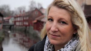 Arg. Anna Blyckert Helgesson har två barn på Skiljeboskolan. Hon säger att skolans brister slår hårt mot de svagaste.