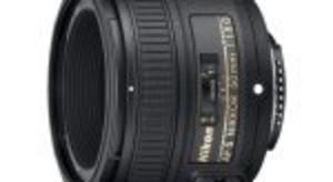 AF-S Nikkor 50mm/1,8G nu officiell på riktigt