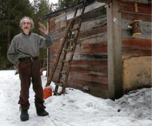 På julafton 2007 fyllde Ludde 85 år.