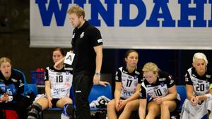 VästeråsIrstas tränare Erik Larholm.