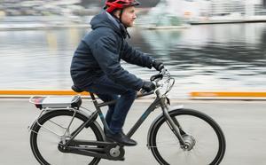Cyklar generellt, och elcyklar i synnerhet, säljer bra just nu.