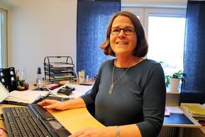 Marianne Brändholm, chef för LSS i Vansbro skulle vilja ha fler stödfamiljer i Vansbro kommun.