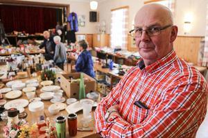 Jan-Erik Sundemyr är ordförande för Remmens bygdegårdsförening.
