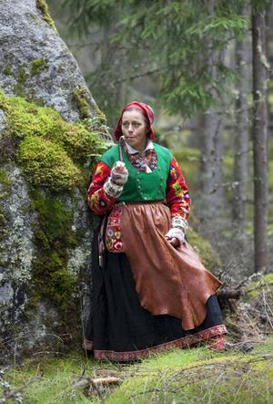 Lill-Karin Gustafsson. Foto:LailaDurán