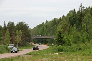 Trafikplats Tuna innebär att man ska kunna ta sig direkt från E16 till Järbovägen och vice verca
