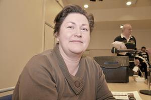 Ny karriär. Anette Bülow kan från årsskiftet titulera sig som oppositionsråd i Ljusnarsberg på deltid.  BILD: INGVAR SVENSSON