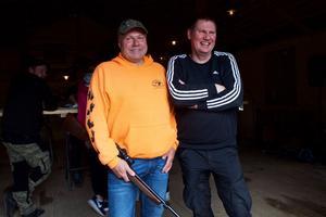 Per-Anders Wärme och Bo Hedin har båda blivit attackerade av skadeskjutna björnar.