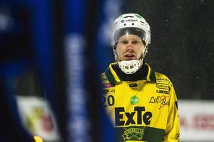 Kalle Mårtensson gjorde 37 poäng på 26 elitseriematcher – i Ljusdal som degraderades.