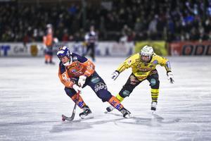 Juho Liukkonen och Bollnäs hade greppet – i en halvlek.