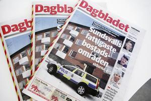 Dagbladet läggs ned 28 februari.