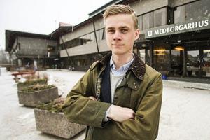 Victor Ericsson (M) hade gärna sett att statsminister Stefan Löfvén träffat den borgerliga kommunledningen för att diskutera frågor viktiga för Härjedalen.