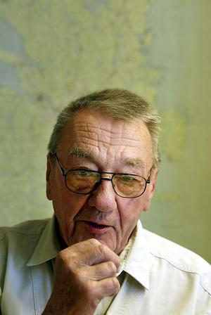 Den kände affärsmannen och kulturprofilen Jonnie Dahlström har avlidit i en ålder av 88 år.
