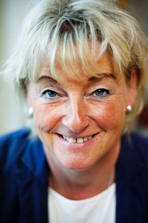 Britt Bohlin, landshövding i Jämtlands län