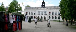 Rådhuset i Köping. (Foto: Ulf Eneroth)