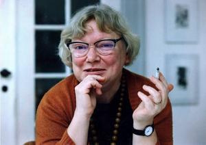 Inger Christensen. Populärare nu.
