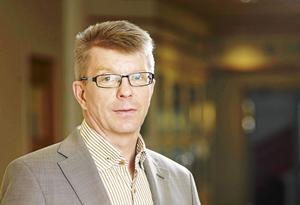 Lars-Erik Marklund, LVN, kommunikationsdirektör.