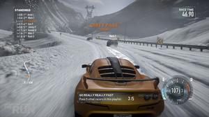 Need For Speed: The Run är inte ett av seriens mästerverk. Foto: Electronic Arts