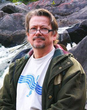 Christer Borg, ordförande Älvräddarna.