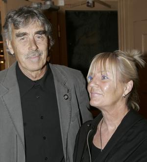 Lasse Åberg kommer till Sandviken i februari. Då ska han tillsammans med sin fru Inger visa en gemensam utställning i Konsthallen.