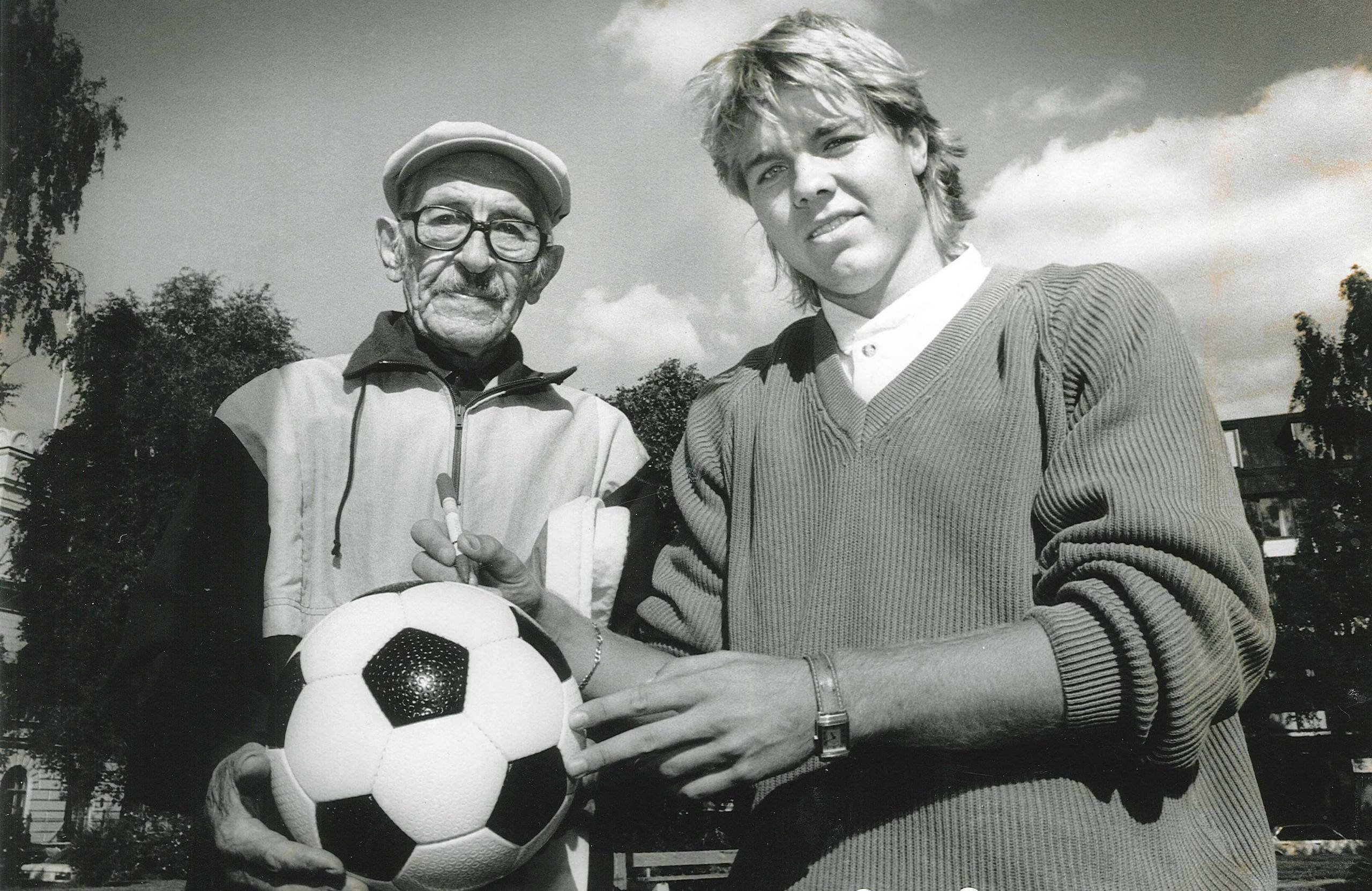 Svensk os malvakt avbrot matchen