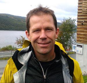 """Lars-Börje """"Bulan"""" Eriksson, vd i Åreföretagarna."""