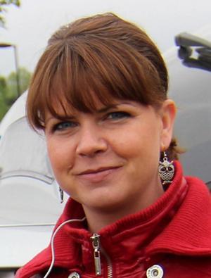Kommunalråd Sofia Jarl (C), Gagnef