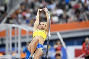 Michaela Meijer tävlar i stavhopp i Rio-OS.