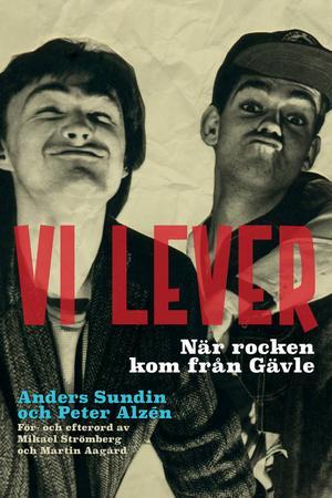Första boken om Gävles rockhistoria.