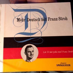 Exemplet: språkkurser på vinyl.