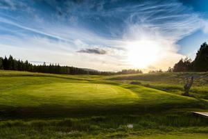 Åre golfvecka 31 juli-5 augusti.