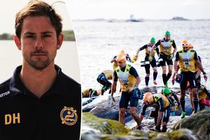 Danny Hallmén kämpade i tre år för att få en plats i Ö till ö. Nu tvingas han lämna återbud – mindre än en vecka före tävlingen.