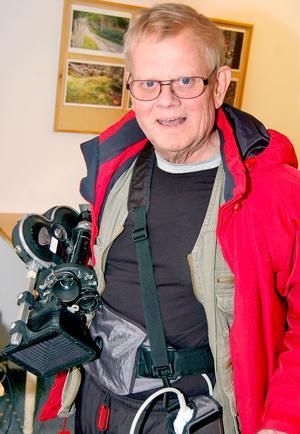 Torbjörn Lindqvist, filmare från Bäsna.