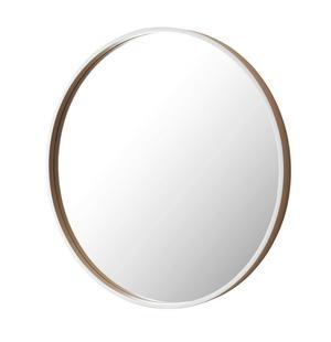 REFLEKTERA. Den runda spegeln från Ikea heter Skogsvåg och kostar 299 kronor.