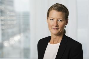 Josefin Jonsson, enhetschef för alkohol- och tobakstillsyn på Folkhälsomyndigheten.