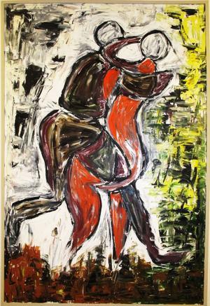 """""""Danslek"""" av Igor Knez."""