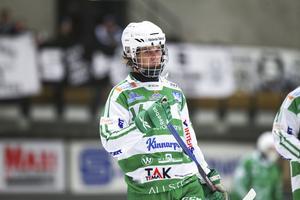 Rasmus Sjöström mot Sandviken.