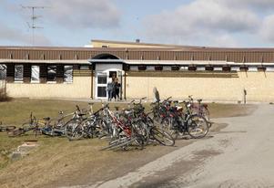 En elev på Gudmundråskolan tycker till om skolmaten. Arkivbild: Anders Lidén