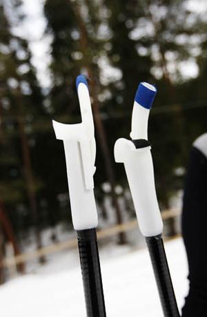 Leonid hoppas att till våren kunna testa de nya stavarna på skidskyttarna för att sedan kunna utveckla dem både för elitidrottare, men även för den breda massan av vardagsskidåkare.