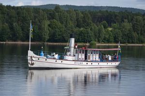 Ångbåten Siljan men hemmahamn i Insjön, har nu blivit K-märkt och finns med bland 114 andra fartyg på den exklusiva listan hos Sjöfartsmuseet.