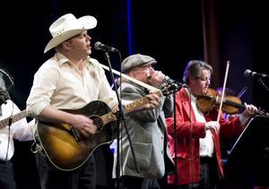 Billy Opel, Pelle Lindström och Pellas Mats Andersson var några som gjorde kvällen till en fin upplevelse.