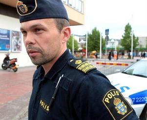 Närpolischef Pontus Fälldin hoppas att årets stadsfest ska bli lika bra som tidigare år, sett ur polisens synvinkel.
