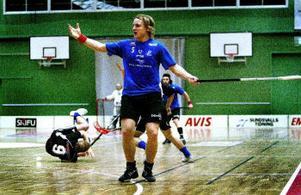 Joel Rahmqvist - den största profilen och bästa spelaren i IBK Nordic.