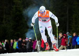 Calle Halfvarsson slutade 21:a på lördagens tremil, men fick inte ställa upp i sprinten dagen efter.